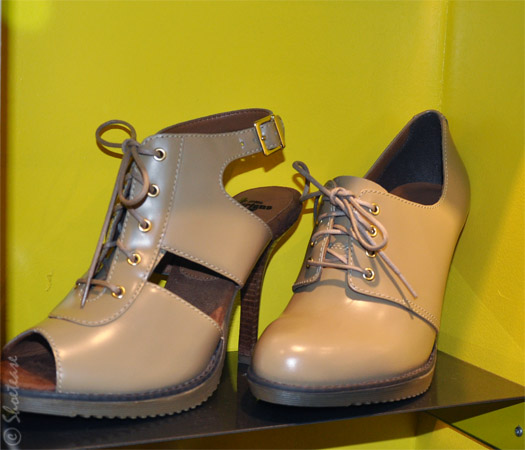 Dr. Martens Spring 2012 Shoes Launch