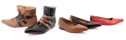 John Fluevog Fall 2011 Shoe Amp Boot Collection