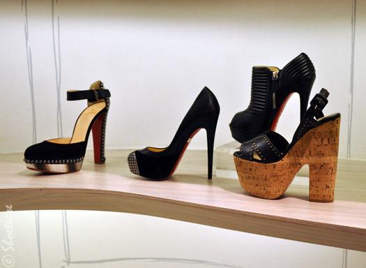 Manic Shoe Store