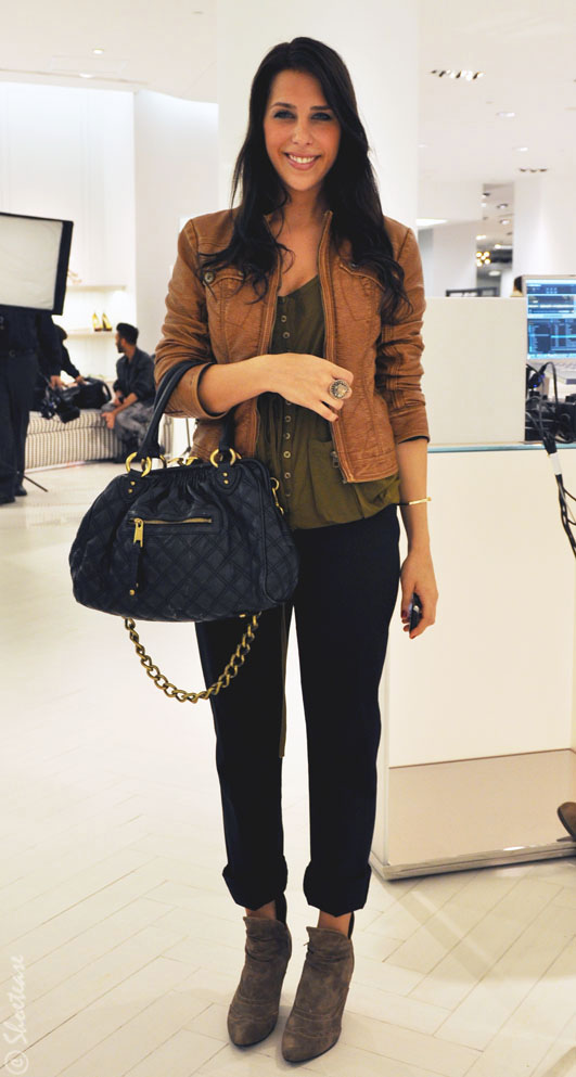style sights   effortless casual chic