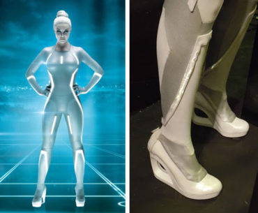 tron legacy shoes from movie