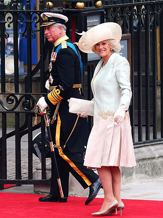 Royal Wedding Shoes Nude Blush Amp White Heels Took The Cake