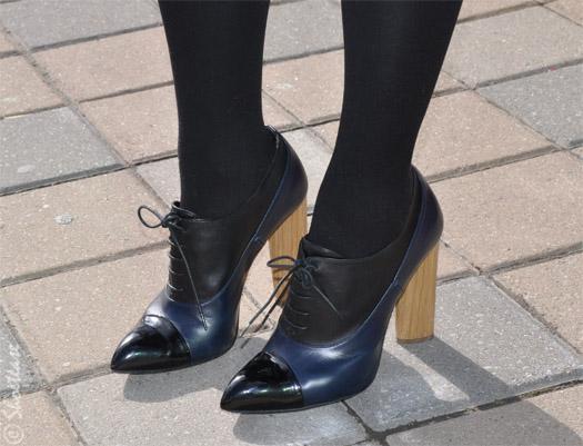 Next Navy Shoes Ladies