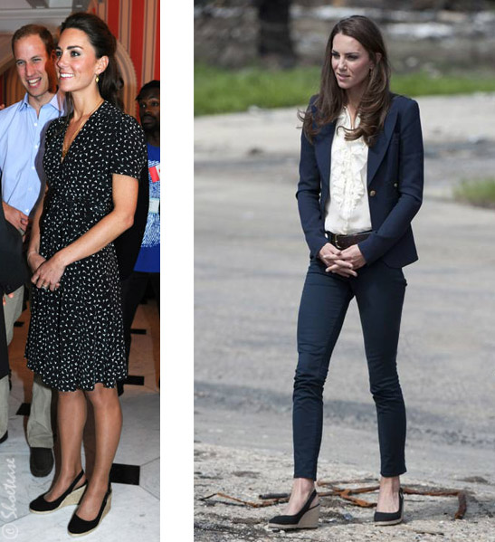 a3bbb3b0239 Kate Middleton s Shoes - Lessons Learned from the Canadian Tour