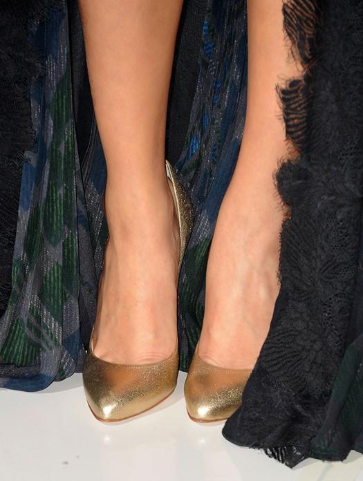 Shoes at the 2011VMAs