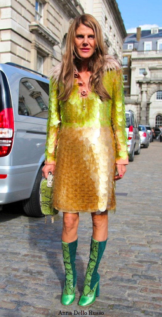 Freaky friday for bffs anna dello russo a kanye west