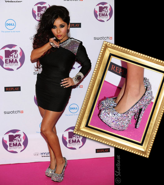 Shoe Slippers Snooki Snooki House Shoes