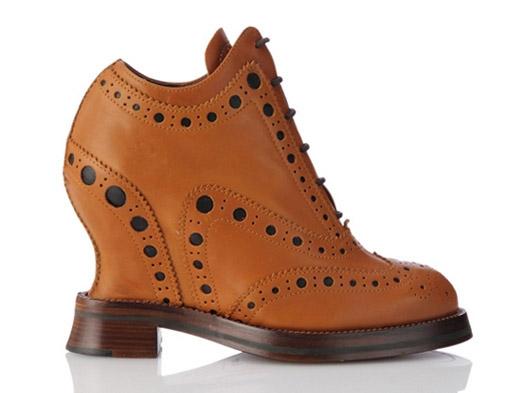 Acne Brogue Shoe Review