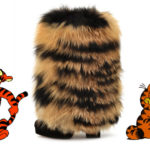 Freak-Shoe Friday: Casadei's Furry Garfield Boots