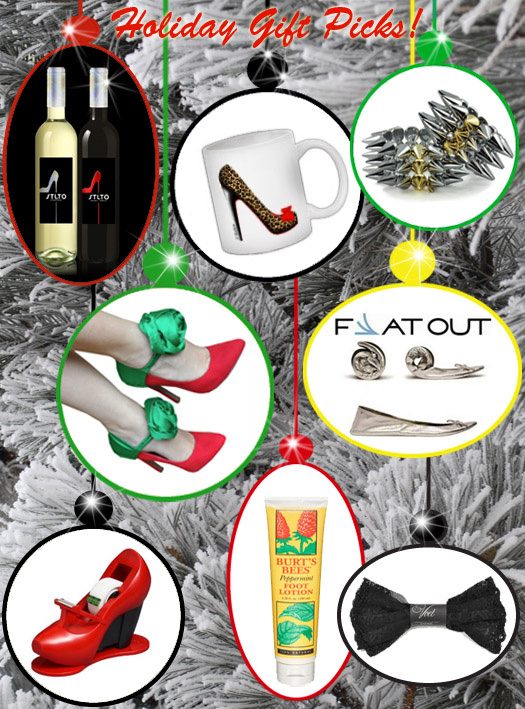 Shoe Lover Holiday Gift Guide