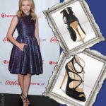 Celebrity Shoe Style – Chloë Moretz in Jimmy Choo Perfection!