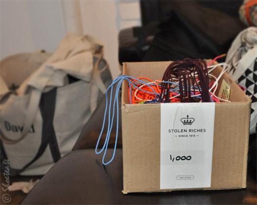 stolen riches neon laces shoes accessories