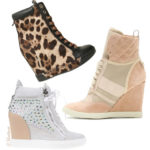 To Love or Not to Love?! The Wedge Sneaker Trend