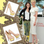 Celebrity Shoe Style – Kirsten Dunst in Charlotte Olympia