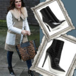 Celebrity Shoe Style – Jessie J Goes Glam in Stella McCartney
