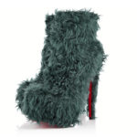 Freak-Shoe Friday: Louboutin's Cookie Monster Boots