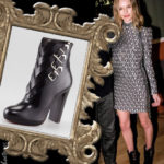 Celebrity Shoe Style – Kate Bosworth in Louboutin Buckled Boots