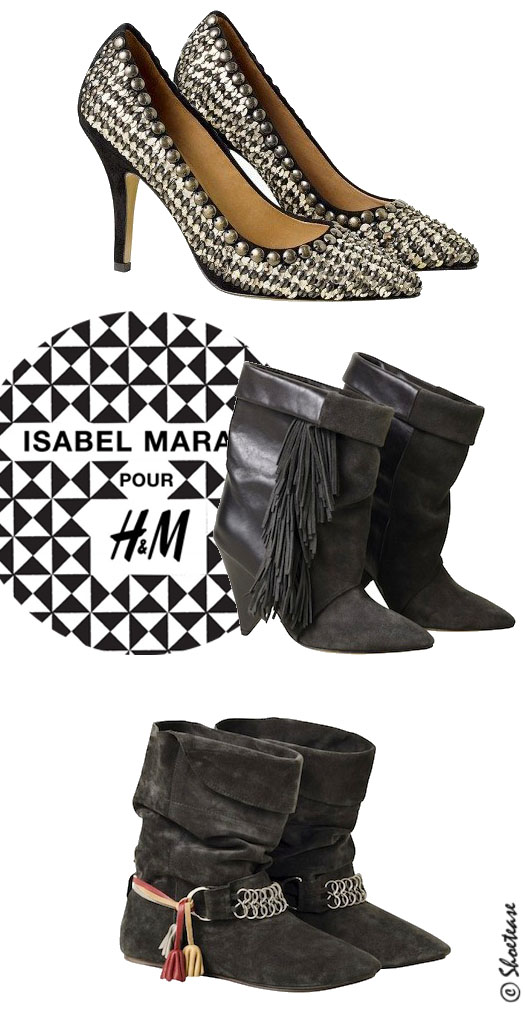 Become a Vestiaire Collective subscriber and instantly get the best rates on list of ISABEL MARANT POUR H&M Shoes put together by our team. Get yourself some vests, boots, coats, ties for woman, men and children, while benefiting from minuscule prices all year.