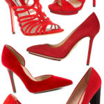 Trendy Red Heels that Will Look Fabulous with your Skinny Jeans!