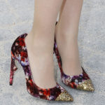 Shoe Trend Alert! Technicolor Floral Shoes