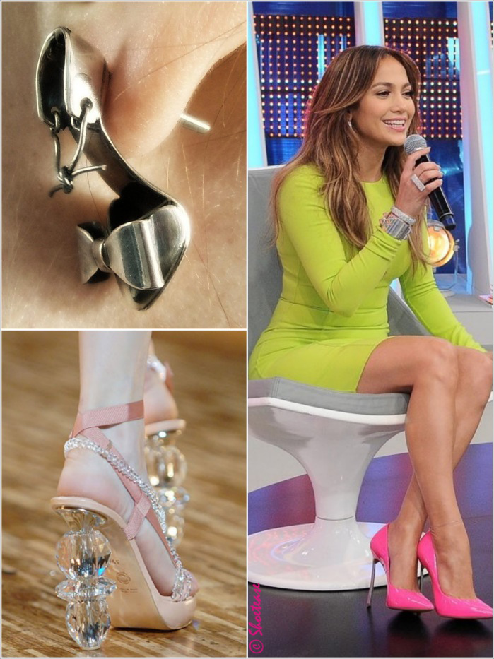 a6344f83ebb88 ... top best shoes pins shoetease pinterest jennifer lopez heel earrings  pink heels
