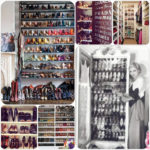 Trending Pinterest Shoe Storage & Shoe Closets!
