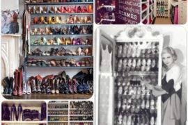 Trending Pinterest Shoe Storage U0026 Shoe Closets!