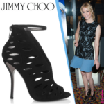 "Celebrity Shoe Style – Elizabeth Banks in Jimmy Choo ""Tamber"" Heels"