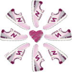 Crazy Love for New Balance 996 Pink Suede Sneakers!