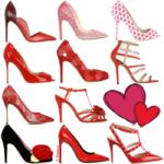 Prettiest Valentine's Day-Inspired Designer Heels!