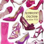 Shoe Trend Report: Pantone's Radiant Orchid