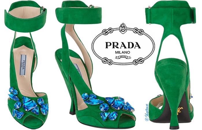 green prada