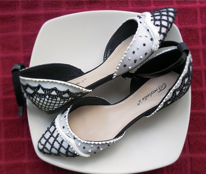 1814ece733 Shoe Bakery  Cake Shoes - Dessert Shoes - Ice Cream Shoes