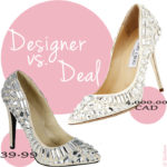 "Get the Look for Less: Jimmy Choo ""Tia"" Crystal Pumps"