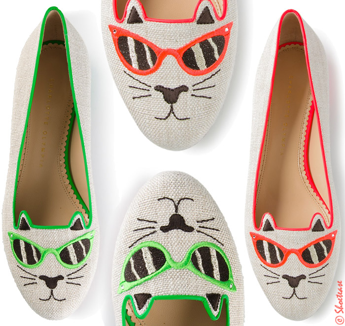 Cool Kitty Kat Flat Shoes for Spring/Summer 2014
