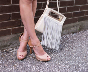 The most comfortable nude high heels