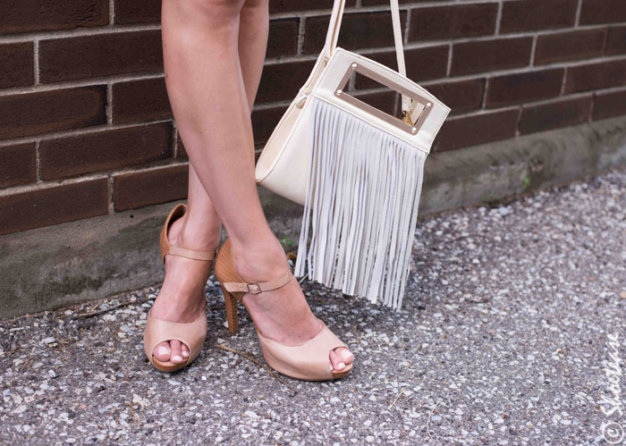 Most Comfortable Nude Heels by Sophia Z Shoes