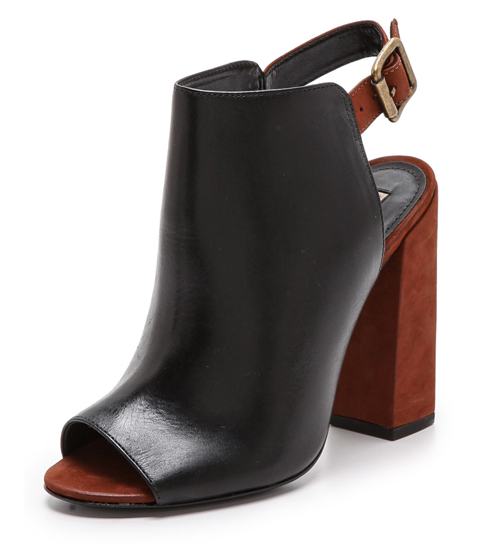 Womens Slingback Ankle boots for Fall 2014 by Schutz