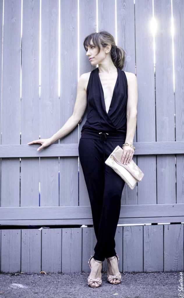 How To Wear A Black Jumpsuit Wedding Styling Dress Up For