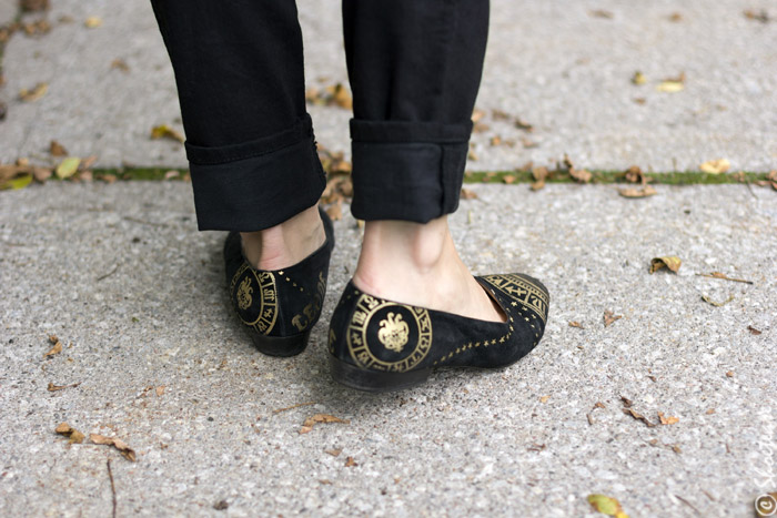 Vintage Flats - Sergio Rossi Loafers