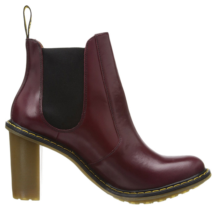 Womens Chelsea Ankle Boots by Dr. Martens for Fall 2014