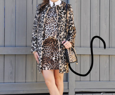 Leopard print Shoes Halloween outift