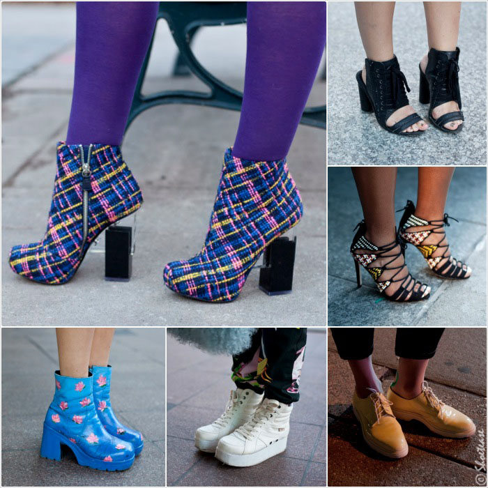 Shoes of Toronto Fashion Week