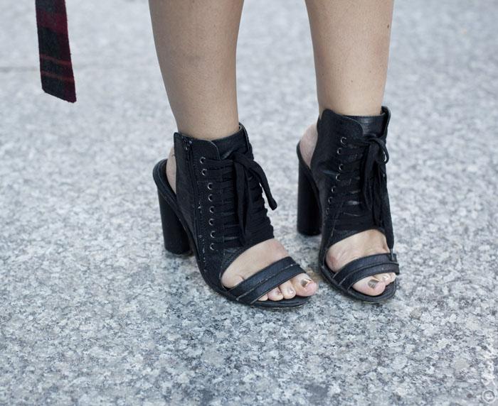 Shoes of Toronto Fashion Week - Booties