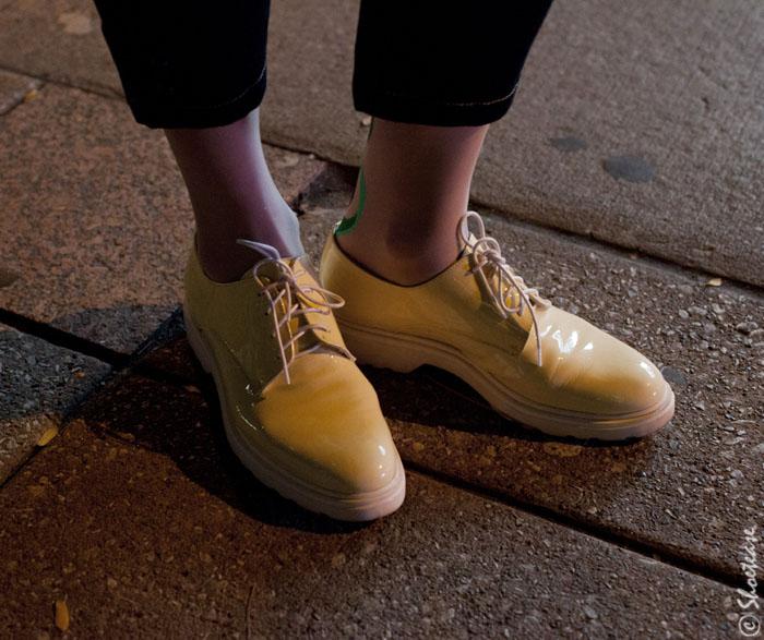 Shoes of Toronto Fashion Week - Brogues