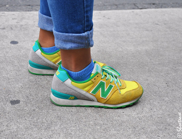 77c63cdc05cbc New Balance Toronto Street Style Sneakers for Fall