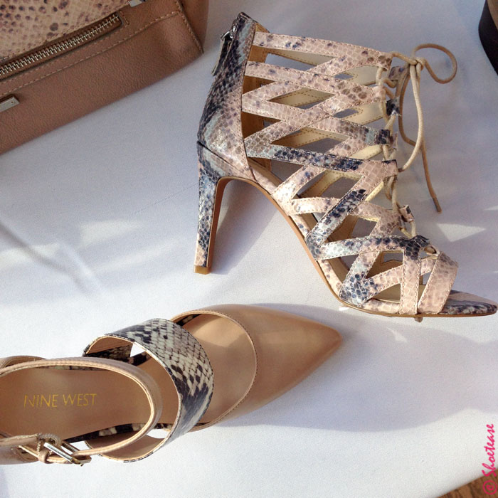 spring 2015 shoe trends reptile print