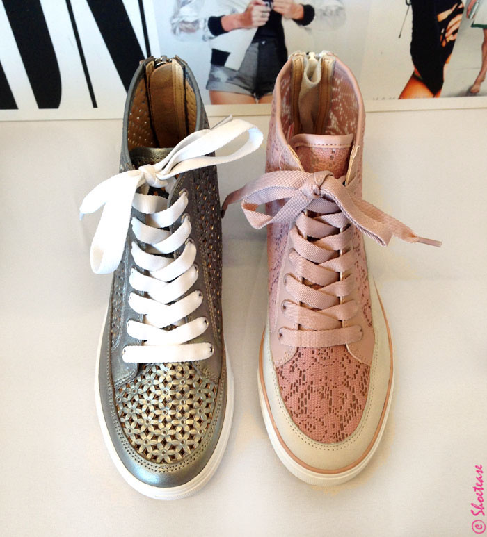 spring 2015 shoe trends sneakers