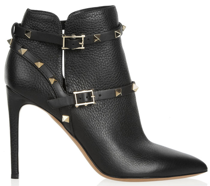Valentino ankle boots for Fall 2014