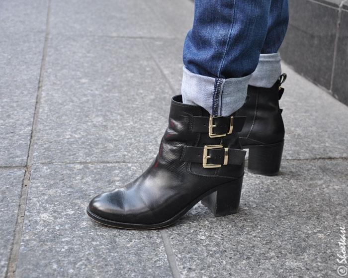 Toronto Street Style Women's boots